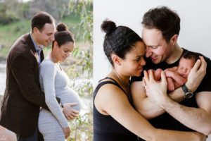 Maternity and Newborn Photography Package - Photography Gift Voucher.