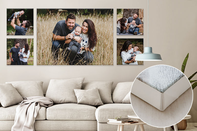 Canvas Wall Art - Wall Art and Portrait Products by Vanilla Images